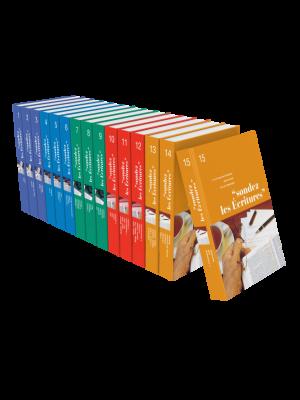 Sondez les Écritures (les 15 volumes)