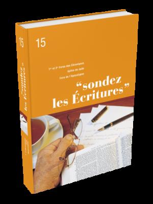 Sondez les Écritures, volume 15