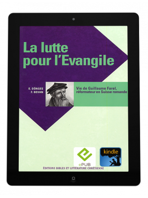 La lutte pour l'évangile -eBook