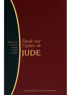 Sur l'épître de Jude