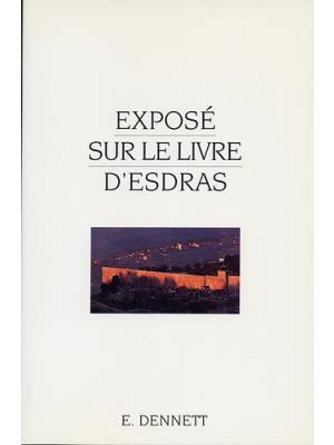 Exposé sur le livre d'Esdras