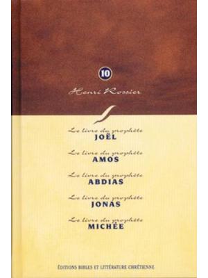 Méditations (Vol. 10) sur Joël à Michée