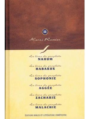Méditations (Vol. 11) sur Nahum à Malachie