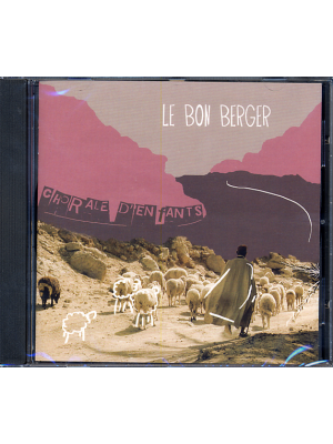 Le Bon Berger, CD de chants d'enfants