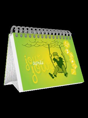 Jour après jour, calendrier perpétuel pour enfants