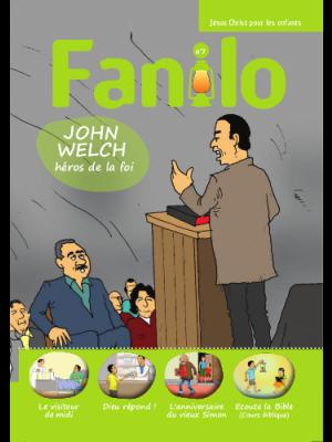 Fanilo n° 7, en français