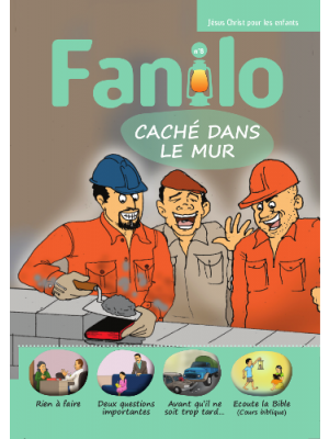 Fanilo n° 8, en français