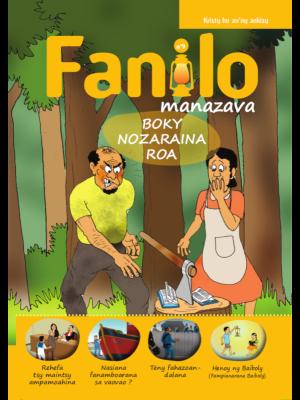 Fanilo n° 9, malgache