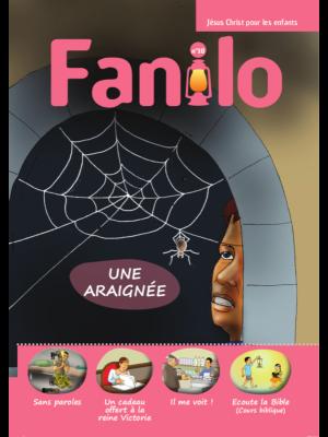 Fanilo n° 10, en français