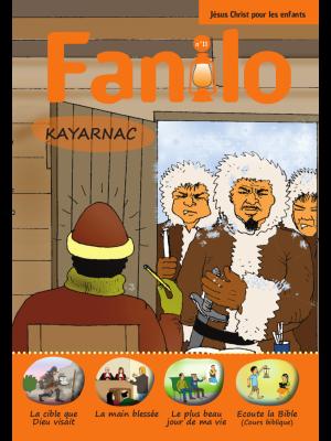 Fanilo n° 11, en français