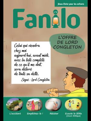 Fanilo n° 12, en français