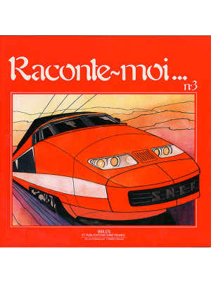 Raconte-moi n° 3 rouge