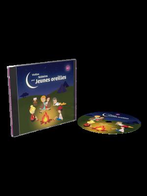 Vieilles histoires pour jeunes oreilles, CD n°2