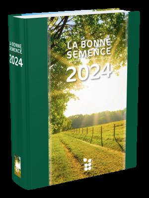 La Bonne Semence, livre relié, 2020