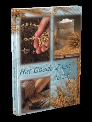Calendrier La Bonne Semence, livre, hollandais