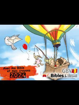 Avec ma Bible et mes crayons, 2020