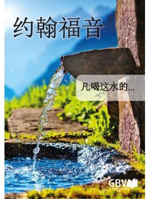 Évangile selon Jean, Chinois Mandarin