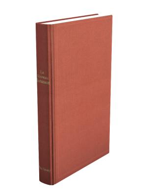 Nouveau Testament Pau-Vevey, toile, brun