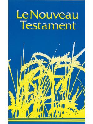 """Nouveau Testament, Version Darby, """"épis de blé"""""""