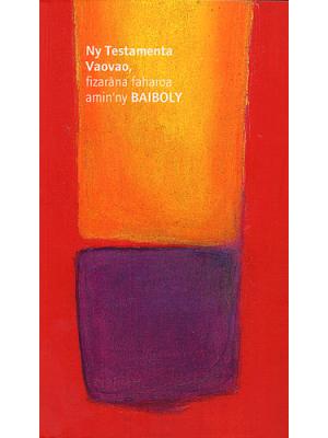 Nouveau Testament en malgache, broché