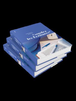 Sondez les écritures, volumes 01 à 03