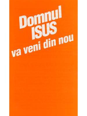 Le Seigneur Jésus va revenir, roumain