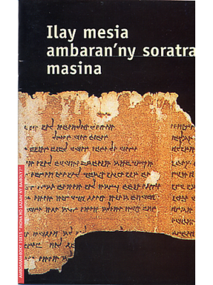 Le Messie de l'Écriture, malgache