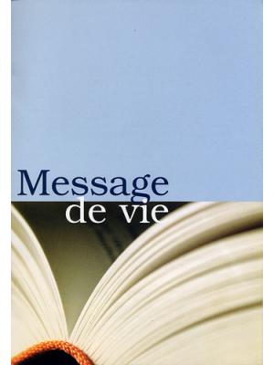 Message de vie