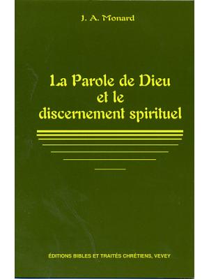 La parole et le discernement spirituel
