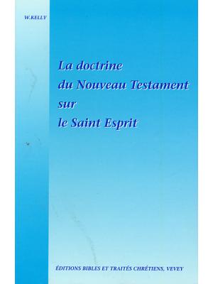 La doctrine du N.T. sur le Saint Esprit