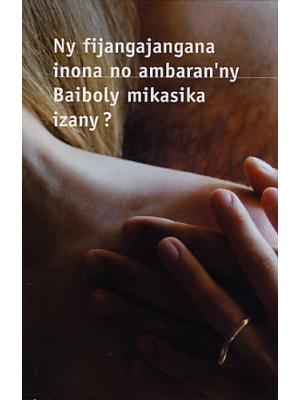 La sexualité, qu'en dit la Bible ? malgache