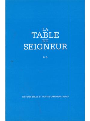 La Table du Seigneur