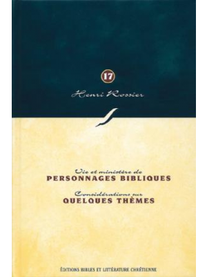 Personnages bibliques - Quelques thèmes (Vol. 17)
